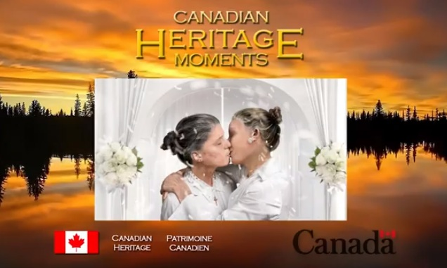 Heritage Minute: Canada Lesbian Marriage