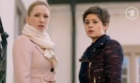 Rebecca & Marlene (Verbotene Liebe) - Episode 4237