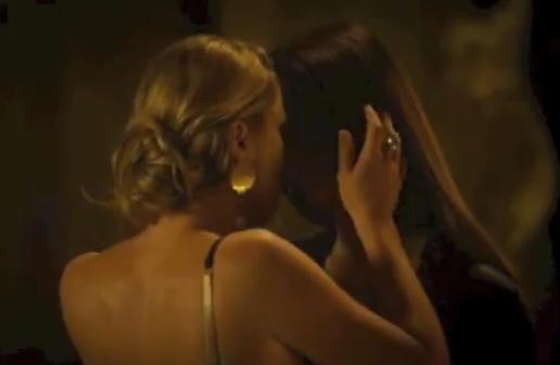 Alex & Nina (Breaking the Girls) - Excerpt 4