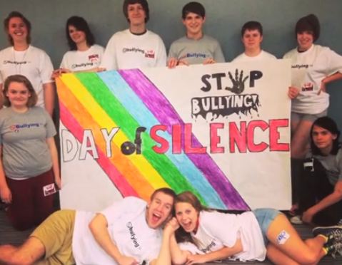GLSEN's Day of Silence - Who's Side Are You On?