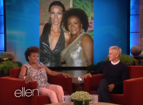 The Ellen Show - Wanda Sykes on getting Older