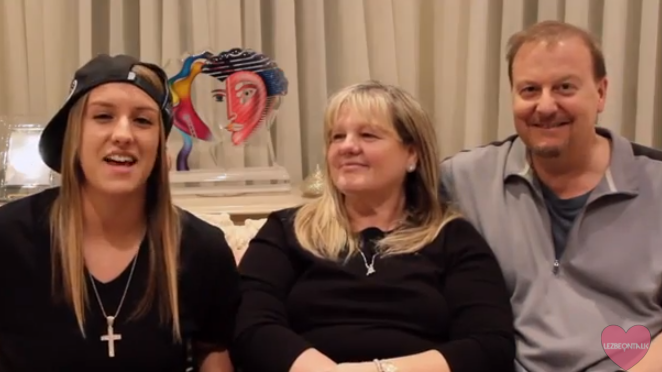 LezBeOnTalk - Interview My Parents: Heather