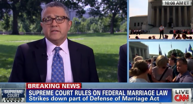Toobin: DOMA is gone