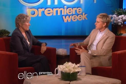 The Ellen DeGeneres Show - Diana Nyad