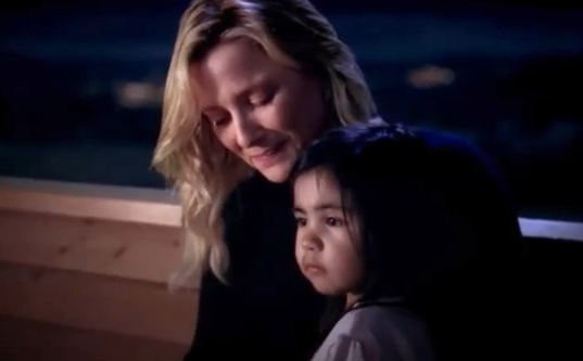 Callie & Arizona (Grey's Anatomy) - Season 10, Episode 2 (Part 3)