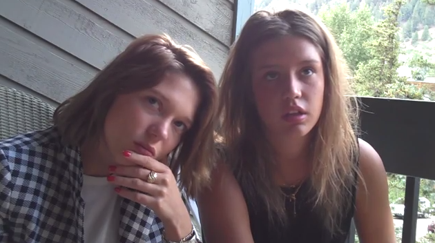 Lea and Adele Talk Blue is the Warmest Color at Telluride Film Festival