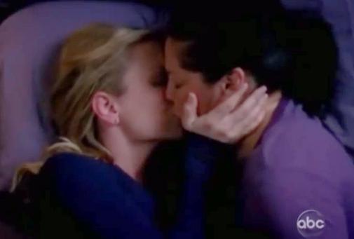Callie & Arizona (Grey's Anatomy) - But I Still Believe Love Conquers All