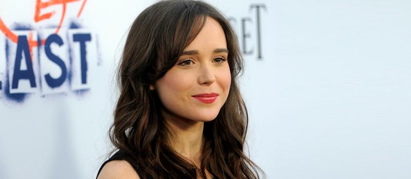 Actress Ellen Page: