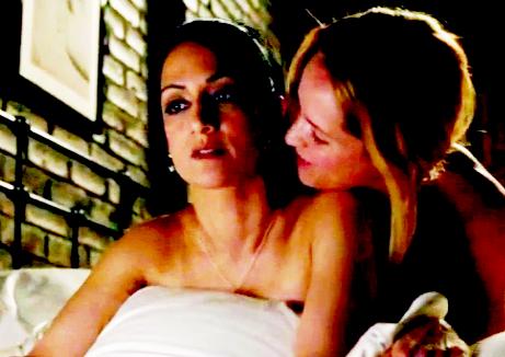 Kalinda & Jenna (The Good Wife) - Season 5, Episode 11
