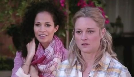 Stef & Lena (The Fosters) - Season 1, Episode 14 (Part 1)