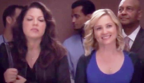 Callie & Arizona (Grey's Anatomy) - Season 10, Episode 22