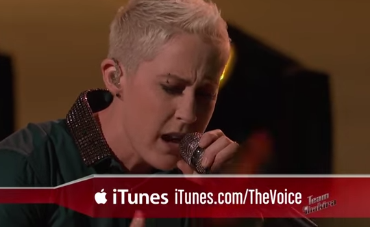 Kristen Merlin - I Drive Your Truck (The Voice Highlight)
