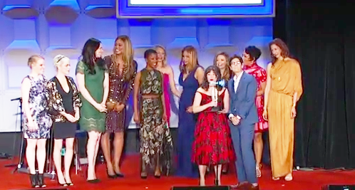 Orange Is the New Black receives Outstanding Comedy nod at #glaadawards