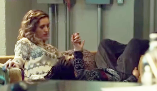 Cosima & Delphine (Orphan Black) - Say You Won't Let Go