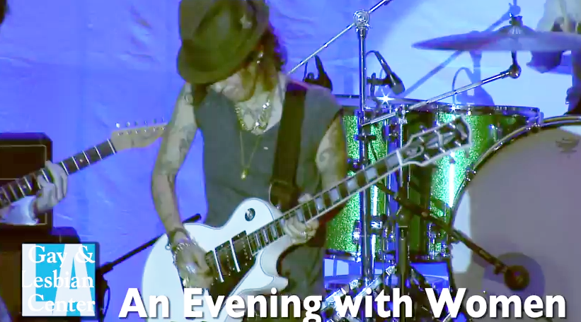 Linda Perry (ft Natasha Bedingfield) - Purple Rain (Live @ An Evening With Women)