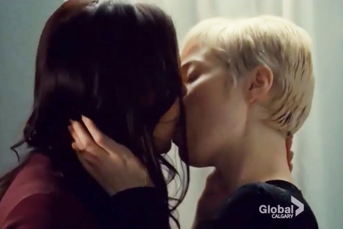 Gail & Holly (Rookie Blue) - Against All Odds