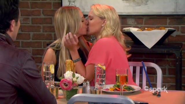 Gabi, Logan and Judy (Young & Hungry) - Season 1, Episode 3