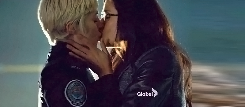 Gail & Holly (Rookie Blue) - Season 5, Episode 10