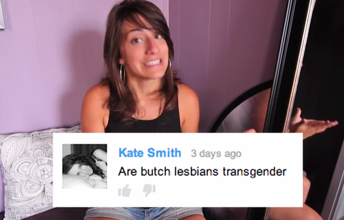 GirlfriendsTV - Can You Tell Which Person Is Trans?