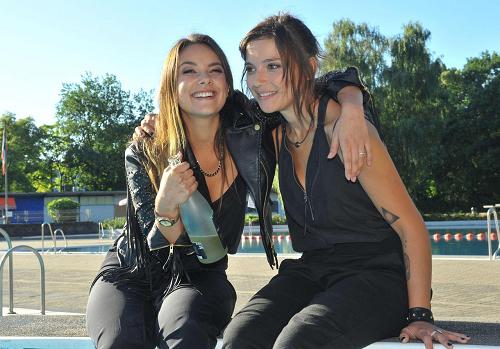 Anni & Jasmin (Gute Zeiten, Schlechte Zeiten) - How It All Began
