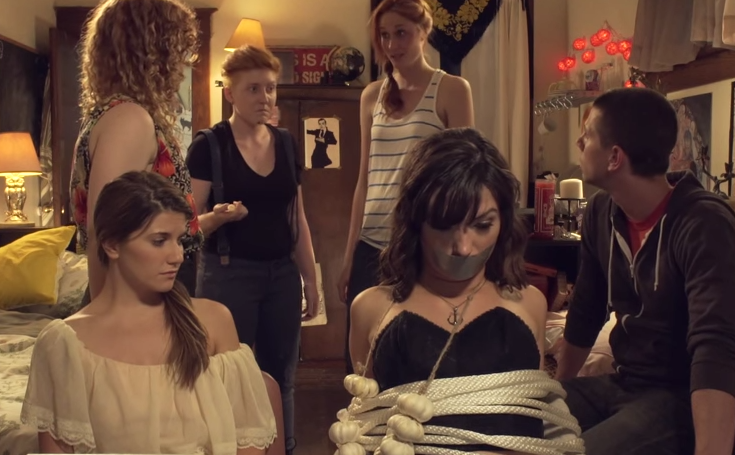 Carmilla - Episode 18 (Based on the J. Sheridan Le Fanu Novella)
