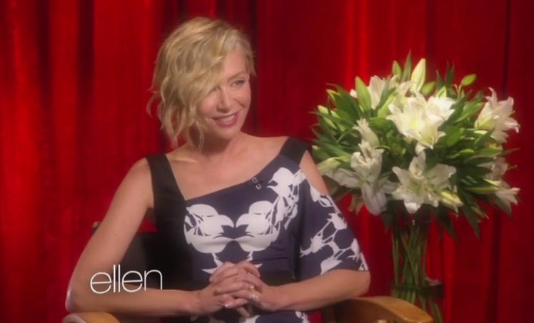Ellen DeGeneres - Portia Answers The Tough Questions