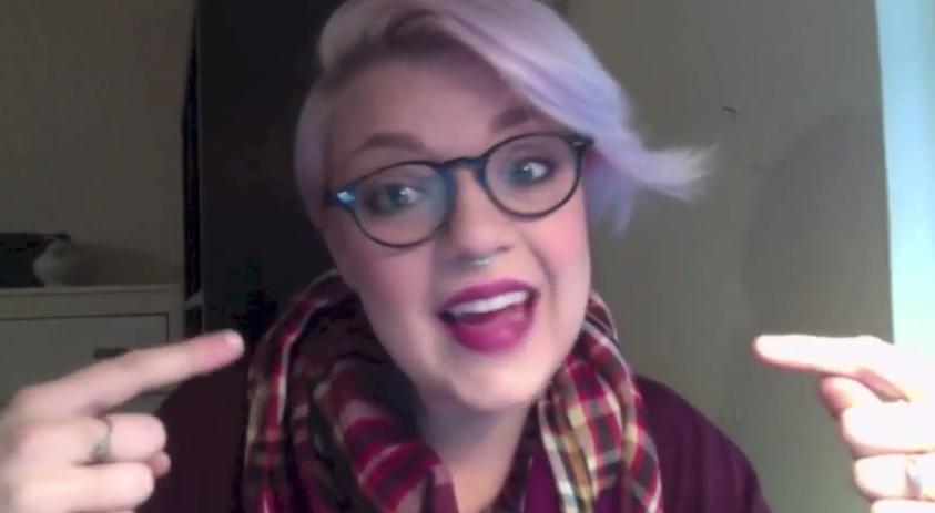 Lesbian Central - Haley - We're Back!