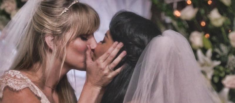 Brittany & Santana (Glee) - Season 6, Episode 8 (The Vows)