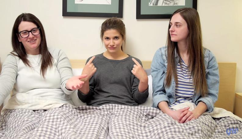 The Gay Women Channel - Pillow Talk - Best Friend Breakups
