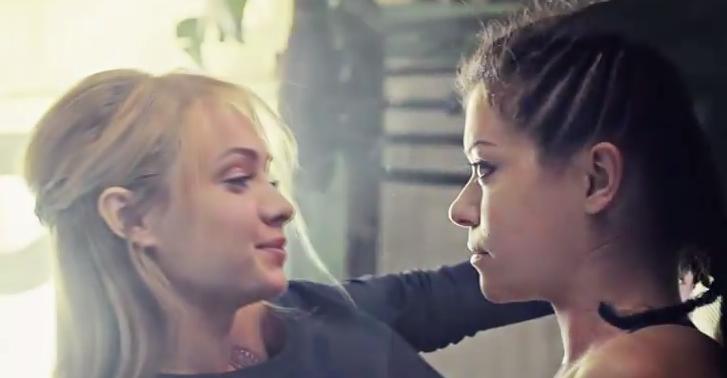 Cosima, Delphine & Shay (Orphan Black) - I Need Your Love