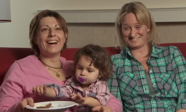 Lesbian Parents: Christina And Karina's Story
