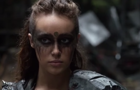 Clarke & Lexa (The 100) - Hello From The Other Side