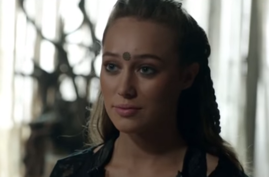 Clarke & Lexa (The 100) - Season 3, Episode 4