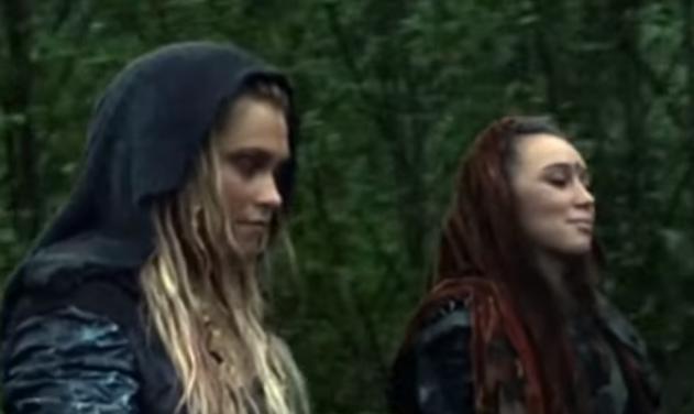 Clarke & Lexa (The 100) - Season 3, Episode 5