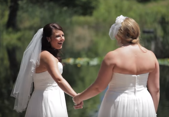 Sarah & Laura - Wedding Highlights