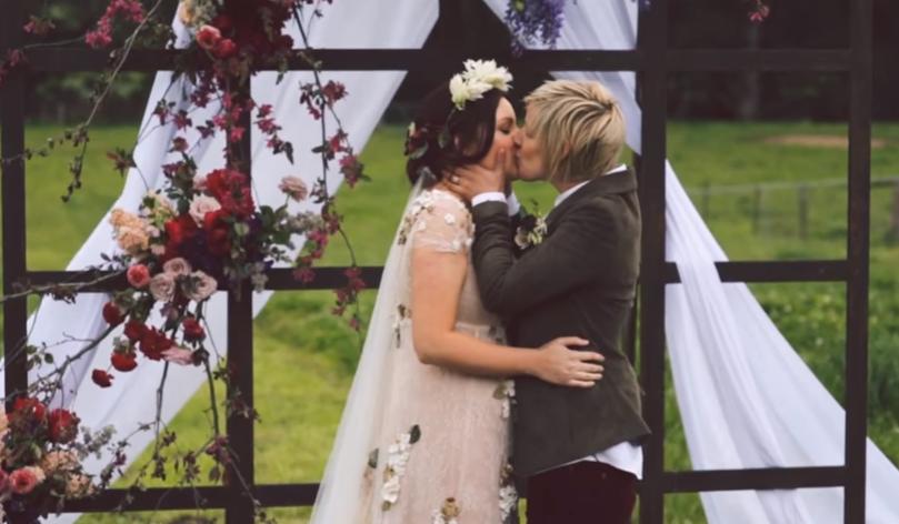 Lara & Cass - Wedding Highlights