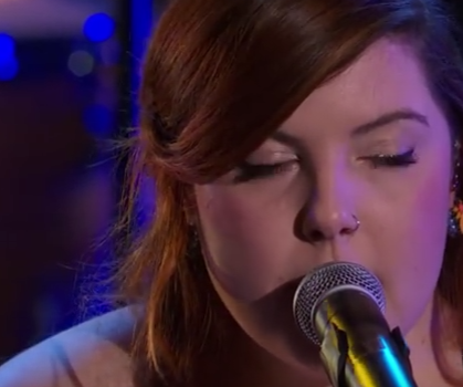 Mary Lambert - So Far Away (Live) – American Express UNSTAGED #AmexAIR Concert