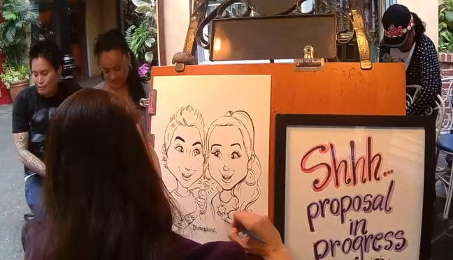 Disney Proposal  - 2016 Gay Day