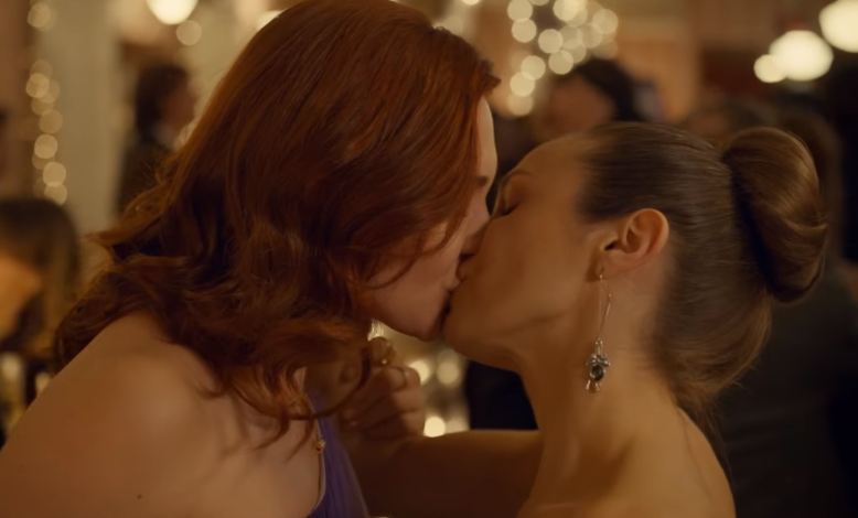 Waverly & Nicole (Wynonna Earp) - Season 1