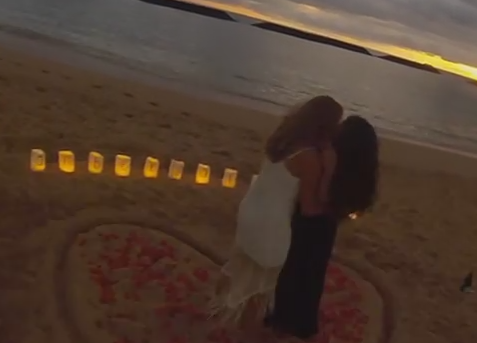 Alexxis and Amber - Hawaii Proposal