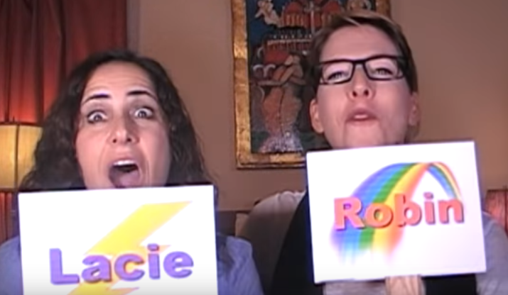 Lacie & Robin - Most Likely To - Lesbian Couple Edition