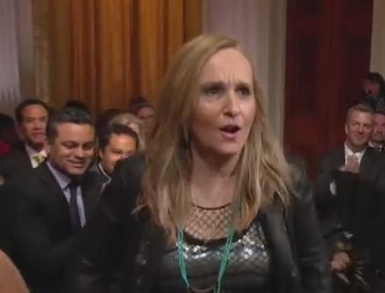 Melissa Etheridge - I'm The Only One (Live at the White House)