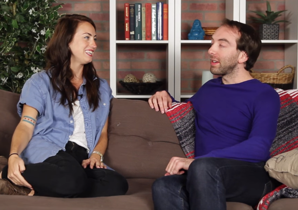 Gay Men Have Questions For Lesbian Women