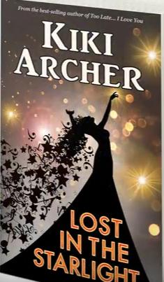 Kiki Archer - Lost In The Starlight (Book Trailer)