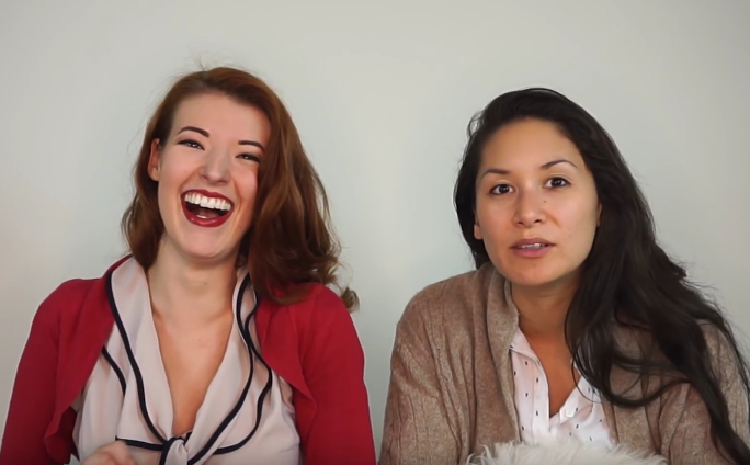 Jessica & Claudia - Answering Questions: Dating A Disabled Lesbian...!