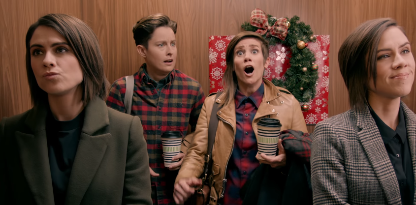 Take My Wife - Holiday Special Feat. Tegan and Sara