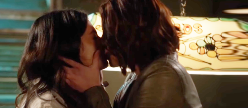 Alex & Maggie (Supergirl) - Say You Won't Let Go