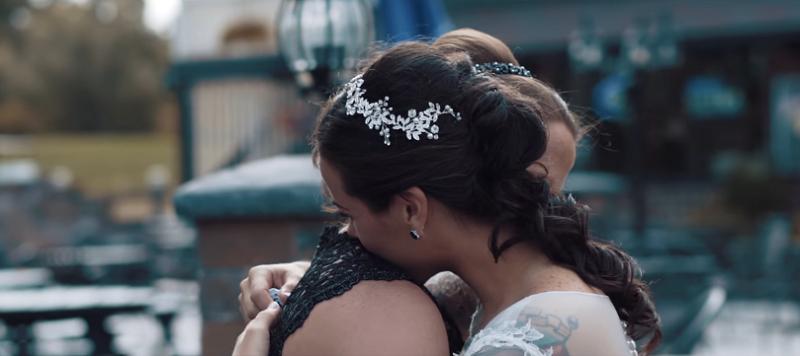 Ali & Heather - Wedding Ceremony (Loft at Landis Creek)
