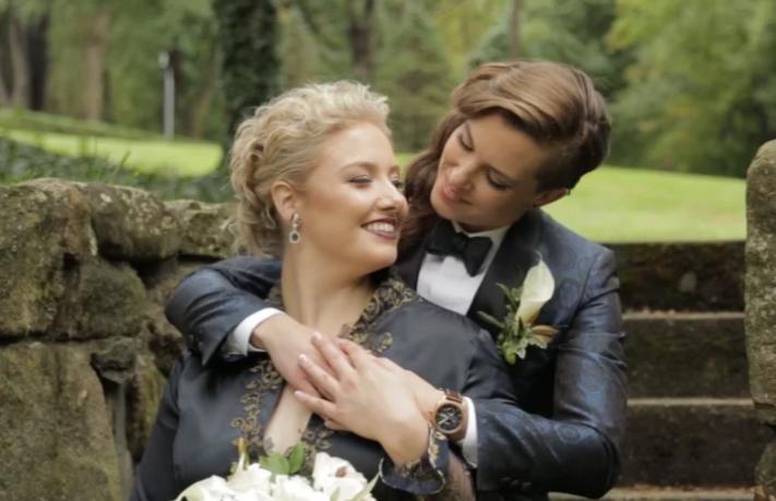 Katie & Martine - A Private Estate Wedding Film