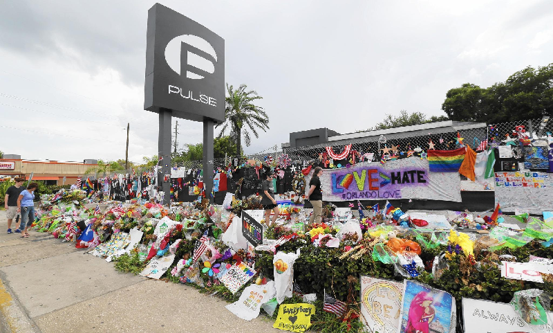 Finish The Dance - a tribute to those lost at Pulse Orlando on June 12th, 2016